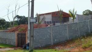 Nieuwbouw bij de overburen - met drie palmbomen