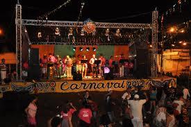 De muziektent op het plein in Ibiuna (2012)